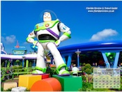 Buzz Lightyear at Toy Story Land, Disney's Hollywood Studios