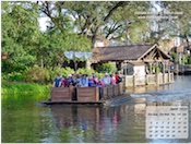 Tom Sawyer Island at Disney's Magic Kingdom
