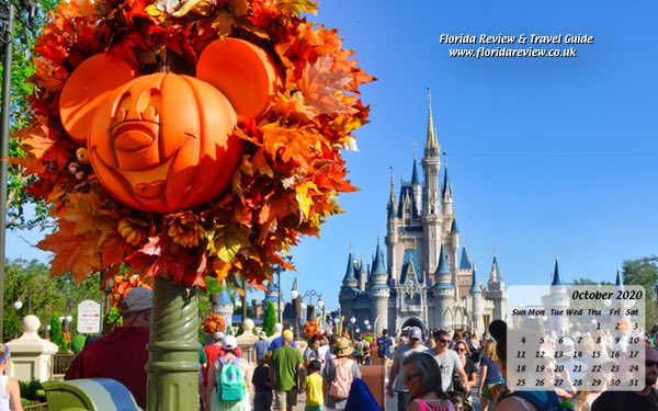 Halloween at Disney's Magic Kingdom