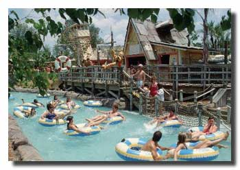 Castaway Creek at Disney's Typhoon Lagoon