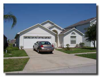 Eagle Palm Villa on Eagle Pointe community, Kissimmee