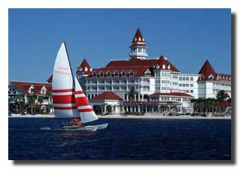 Grand Floridian Resort hotel