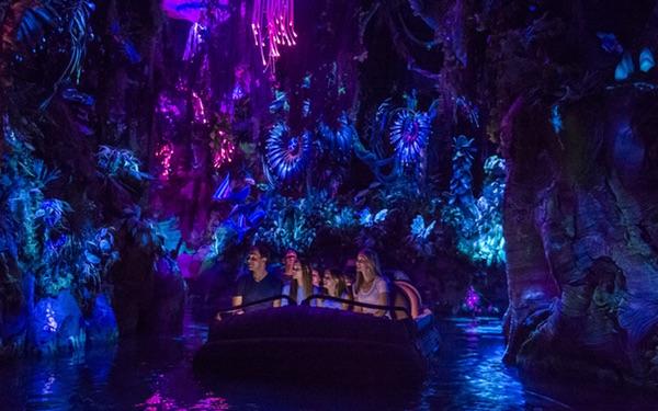 Na'vi river ride