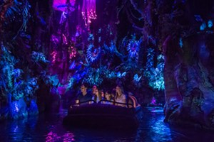 Na'vi River Journey at Pandora