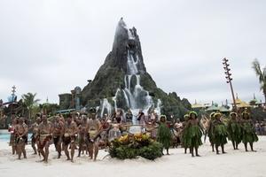Volcano Bay opening day
