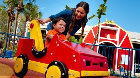 Legoland DUPLO Valley [COPYRIGHT:© 2013 LEGOLAND Florida/Merlin Entertainments Group, Chip Litherland Photography]