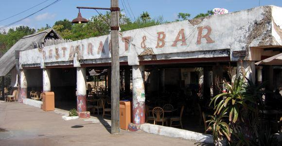 Dawa Bar at Disney's Animal Kingdom