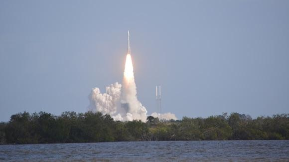 Atlas V launch