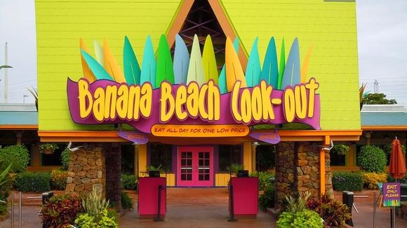 Banana Beach Cook-Out [© CC BY-NC-ND 2.0 Ricky Brigante https://www.flickr.com/photos/insidethemagic/]