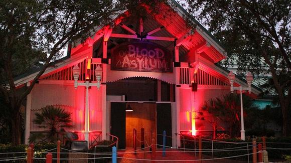 Blood Asylum House [© CC BY-NC-ND 2.0 Ricky Brigante, https://www.flickr.com/photos/insidethemagic]