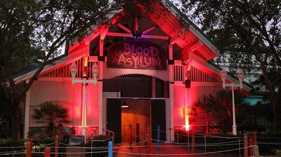 Blood Asylum House [© CC BY-NC-ND 2.0 Ricky Brigante, https://www.flickr.com/photos/insidethemagic]
