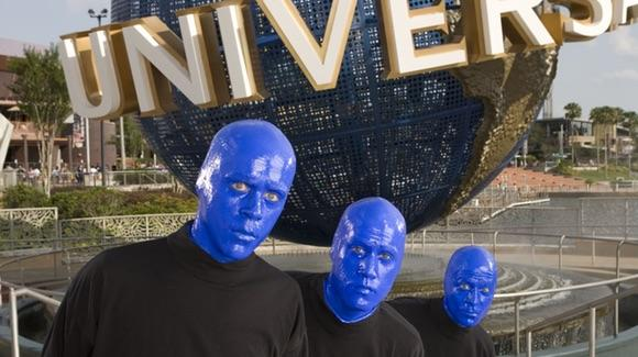 Blue Man Group [© 2017 Universal Orlando Resort. All rights reserved]