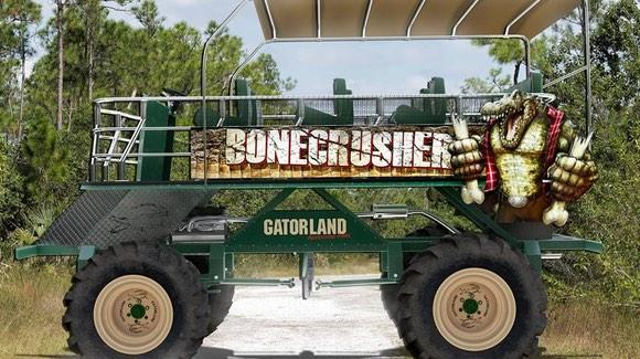 Stompin' Gator Off-Road Adventure [© Gatorland. All rights reserved]