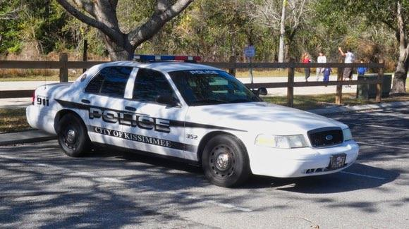 City of Kissimmee Police Car [© 2019, floridareview.co.uk, all rights reserved]