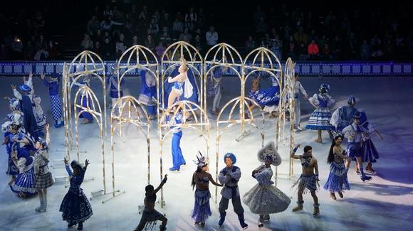 Disney on Ice [© CC BY-SA 2.0 Miguel Discart  https://www.flickr.com/photos/miguel_discart_vrac/]
