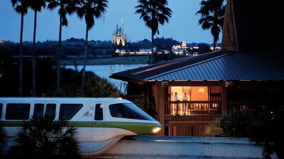 Disney's Polynesian Resort [© Walt Disney World]