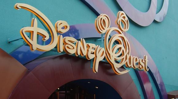 DisneyQuest at Disney Springs (now closed) [© 2019, floridareview.co.uk, all rights reserved]