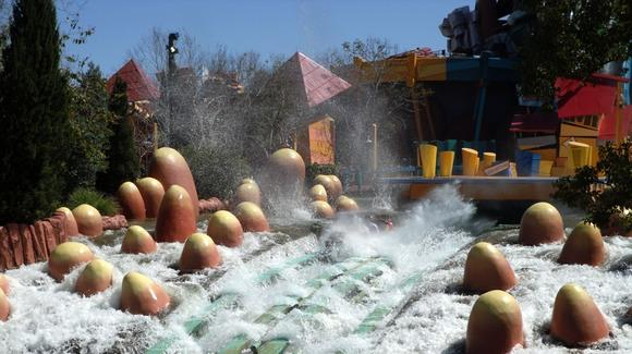 Dudley Do-Right's Ripsaw Falls (Best Water Ride)