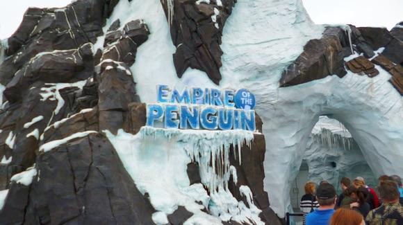 Antarctica: Empire of the Penguin
