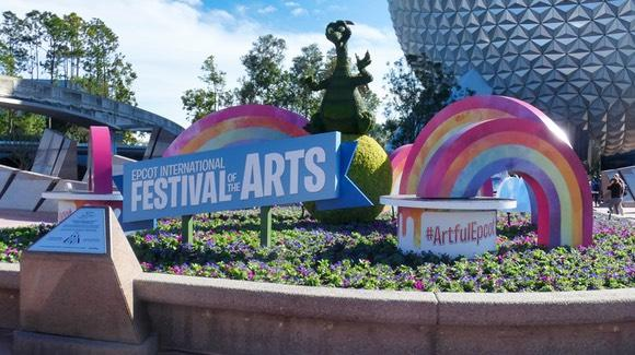 Epcot International Festival of the Arts [© 2020, floridareview.co.uk, all rights reserved]