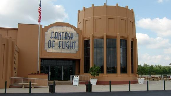 Fantasy of Flight Main Building