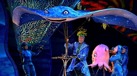 Finding Nemo – The Musical [© CC BY-NC-ND 2.0 Joe Penniston https://www.flickr.com/photos/expressmonorail/]