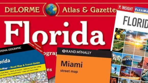 Selection of Florida maps