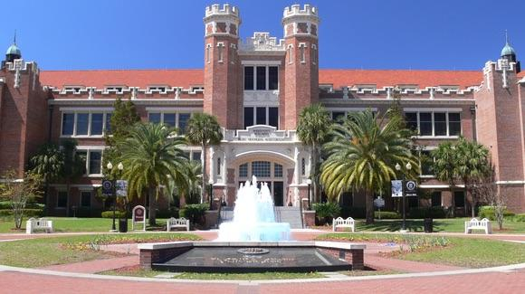 Florida State University [© CC BY-ND 2.0 Jackson Myers https://www.flickr.com/photos/j-a-x/]