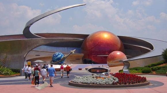 Future World, Mission: SPACE at Epcot