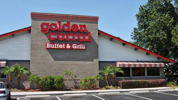 Golden Corral Buffet & Grill Restaurant