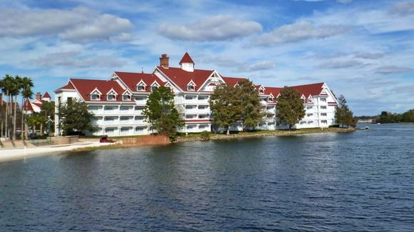 Disney's Deluxe Grand Floridian Resort and Spa hotel
