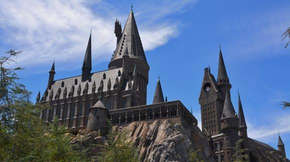 Hogwarts, home of Harry Potter and the Forbidden Journey