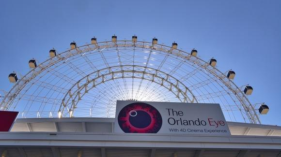 I-Drive 360 featuring the Orlando Eye, Madame Tussauds and Sea Life