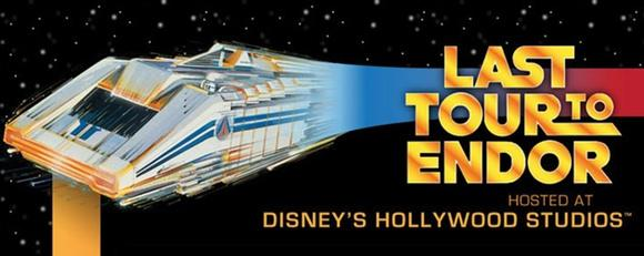 Last Tour to Endor [© Walt Disney World]
