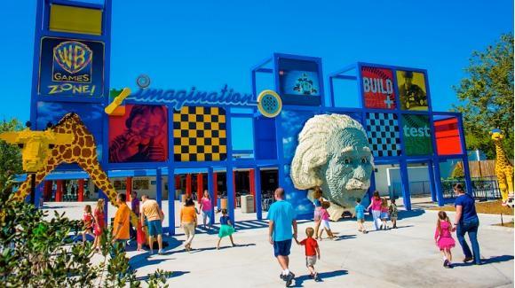 Legoland Imagination Zone [COPYRIGHT:© 2013 LEGOLAND Florida/Merlin Entertainments Group, Chip Litherland Photography]