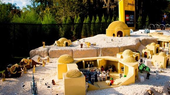 Legoland Miniland [COPYRIGHT:© 2016 LEGOLAND Florida/Merlin Entertainments Group, Chip Litherland Photography]