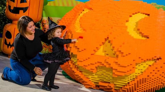 LEGOLAND Florida Brick-or-Treat Halloween event