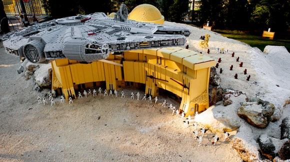 Legoland Star Wars [© 2017 Chip Litherland Photography for Merlin Entertainments Group]