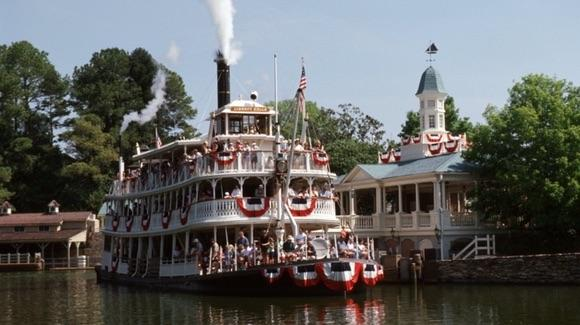 Liberty Belle Riverboat [© Disney. All rights reserved]