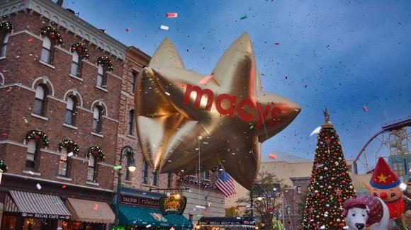 Macy's Parade at Universal Studios [© CC BY-NC-ND 2.0 Ricky Brigante, https://www.flickr.com/photos/insidethemagic/]