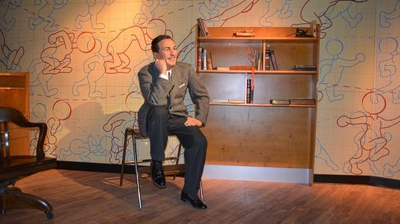 Walt Disney at Madame Tussauds