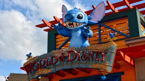 World of Disney Shop