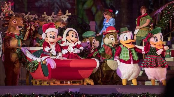 Mickey's Most Merriest Celebration [© Disney. All rights reserved]