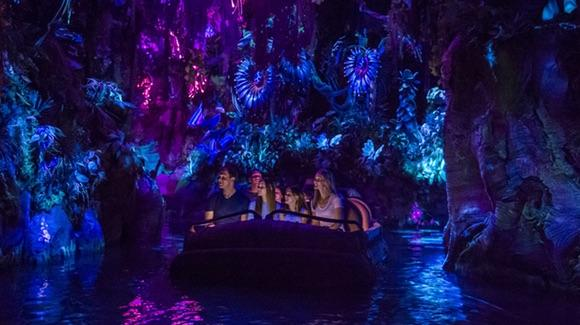 Na'vi River Journey [© Disney. All rights reserved]