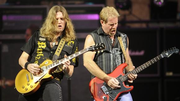 Night Ranger at Eat to the Beat [© Walt Disney World]