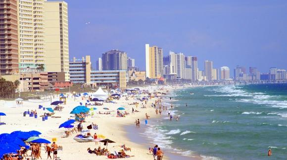 Panama City Beach [© CC BY-NC 2.0 Brent Moore https://www.flickr.com/photos/brent_nashville/]