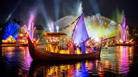 Rivers of Light at Animal Kingdom [© Disney. All rights reserved]