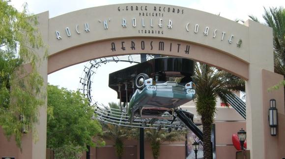Rock 'n' Roller Coaster at Disney's Hollywood Studios
