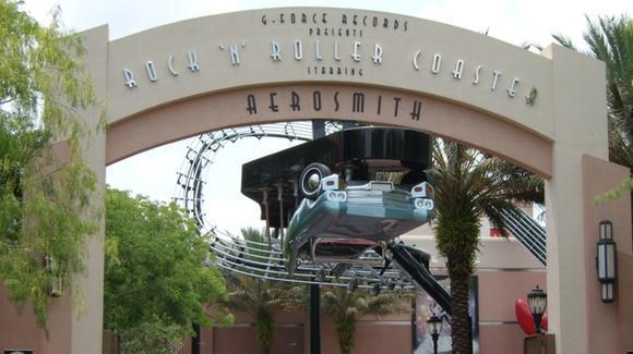 Rock 'n' Roller Coaster at Disney's Hollywood Studios