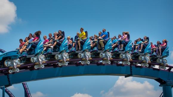 Mako hypercoaster [© SeaWorld. All rights reserved]
